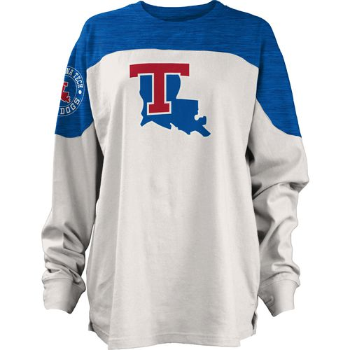 Three Squared Juniors' Louisiana Tech University Cannondale Long Sleeve T-shirt