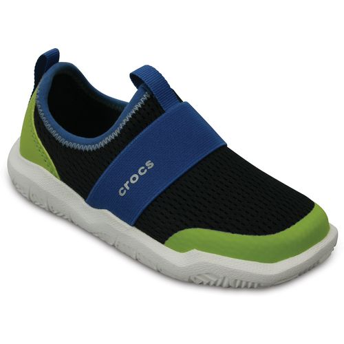 Crocs Boys' Swiftwater Easy-On Shoes - view number 2