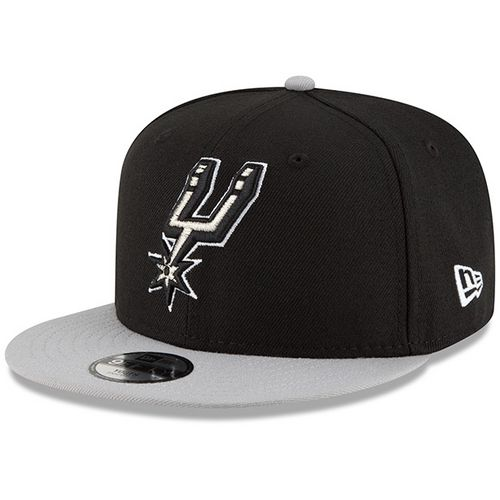 New Era Men's San Antonio Spurs Baycik 9FIFTY 2-Tone Cap