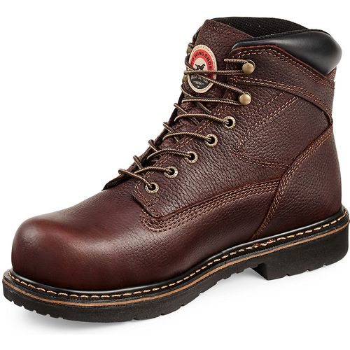 Irish Setter Men's Farmington 6 in Steel Toe Work Boots - view number 3
