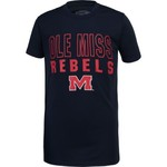 Colosseum Athletics Boys' University of Mississippi Team Mascot T-shirt - view number 1