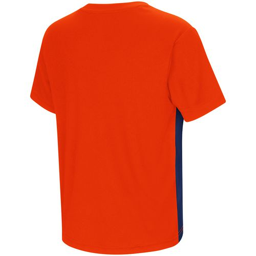 Colosseum Athletics Boys' Clemson University Short Sleeve T-shirt - view number 2
