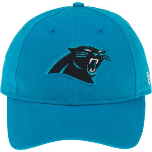 New Era Women's Carolina Panthers 9TWENTY Team Glisten Cap - view number 1