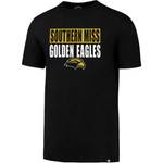 '47 University of Southern Mississippi Stacked Splitter T-shirt - view number 1