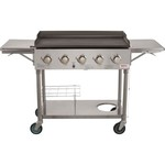 Outdoor Gourmet 5-Burner SS Griddle - view number 1