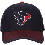 New Era Men's Houston Texans Onfield Sideline Team 2-Tone 39THIRTY Cap - view number 1