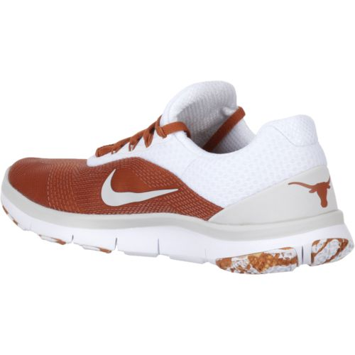 Nike Men's University of Texas Free Trainer V7 Week Zero  Training Shoes - view number 1