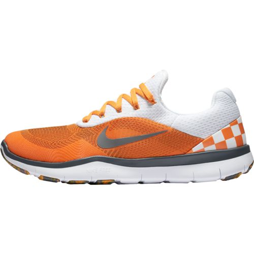 Nike Men's University of Tennessee Free Trainer V7 Week Zero Training Shoes - view number 3