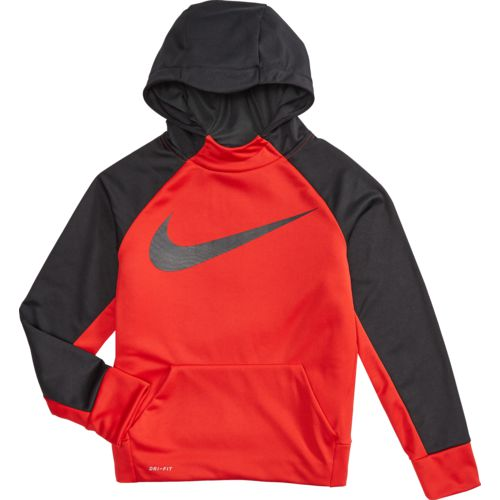 Nike Boys' Therma-FIT Pullover Training Hoodie - view number 3