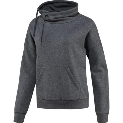 Reebok Women's Fleece Cowl Neck Sweatshirt