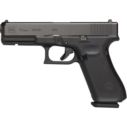 Display product reviews for GLOCK G17 Gen5 9mm Semiautomatic Pistol