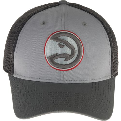 New Era Men's Atlanta Hawks Grayed Out 39THIRTY Neo Cap
