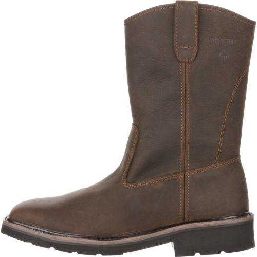 Wolverine Men's Ranchero Steel Toe Wellington Boots