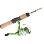 Shakespeare Catch More Fish 4 ft 6 in UL Panfish Spinning Rod and Reel Combo - view number 5