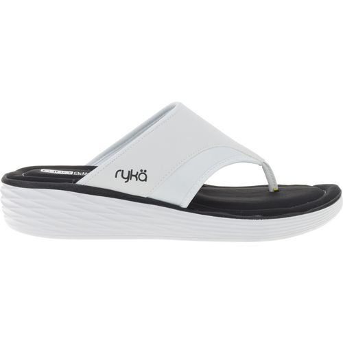 Ryka Women's Natalia Sport Wedge Thong Sandals