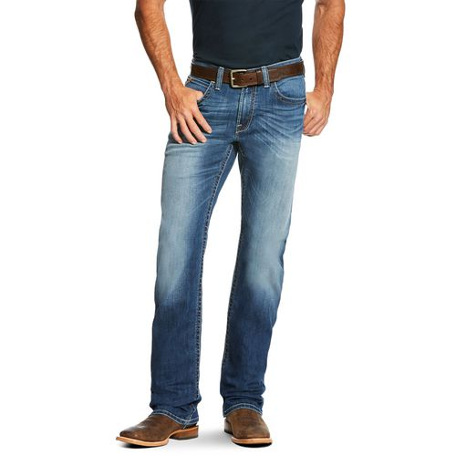 Ariat Men's M4 Cooper TekStretch Boot Cut Jeans
