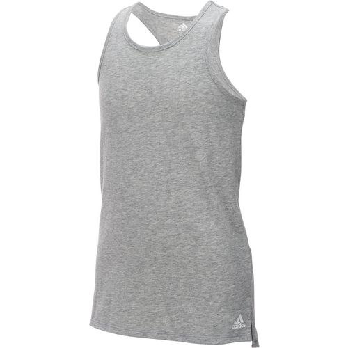 adidas Girls' Long Jump Tank Top