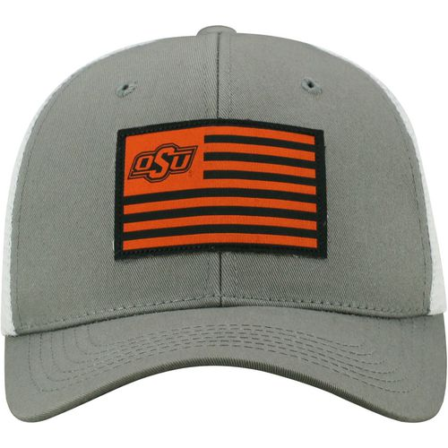 Top of the World Men's Oklahoma State University Brave Adjustable Cap