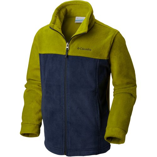 Display product reviews for Columbia Sportswear Boys' Steens Mountain II Fleece Jacket