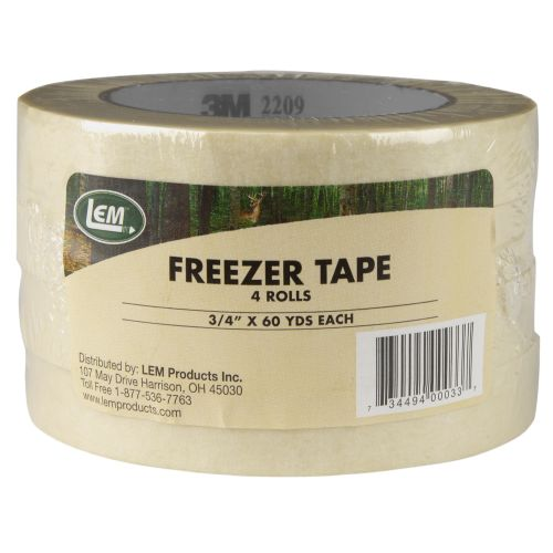 Image for LEM Freezer Tape 4-Pack from Academy