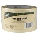 LEM Freezer Tape 4-Pack