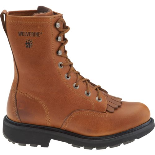 Display product reviews for Wolverine Men's Herrin Work Boots