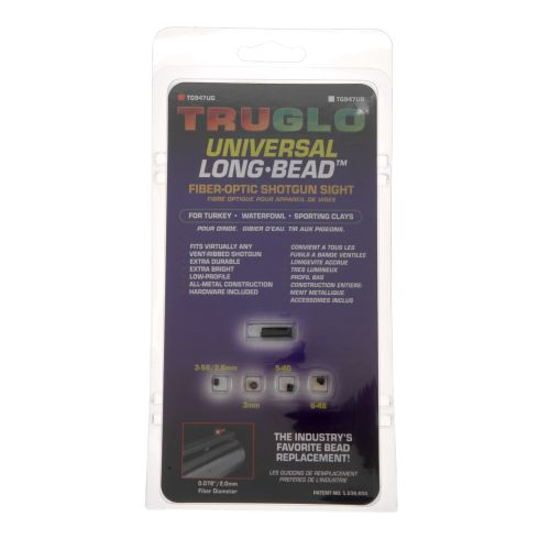 Display product reviews for Truglo Long Bead™ Universal Green Sight Bead Replacement