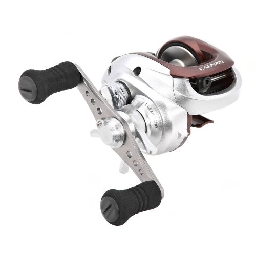 Image for Shimano Caenan™ Baitcast Reel Right-handed from Academy