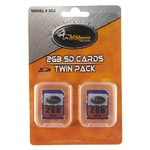 Wildgame Innovations 2GB SD™ Cards 2-Pack