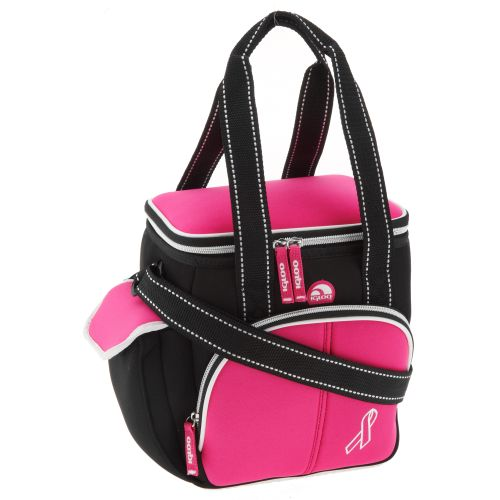 Igloo Pink Ribbon Scuba™ 9-Can Soft Cooler