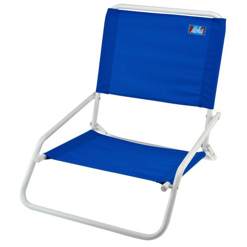 Aloha 1-Position Mid-Height Beach Chair