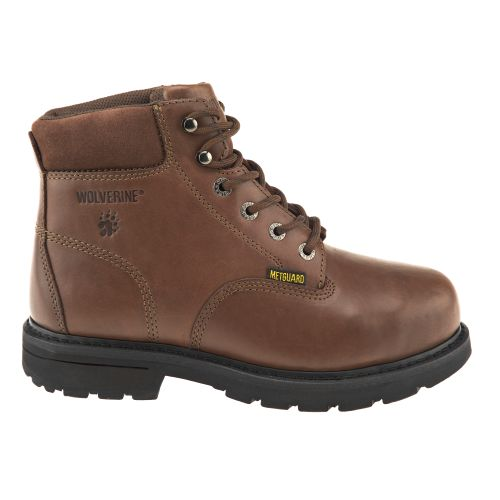Wolverine Men's Cannonsburg Steel Toe Metatarsal Guard Work Boots