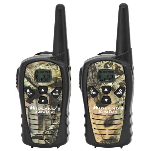 Midland ALR1 22-Mile GMRS 2-Way Radios 2-Pack