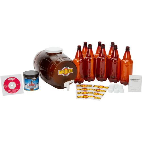 Mr.Beer® Premium Edition Beer Brewing Kit