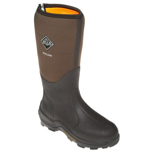 Muck Boot Adults&39 Outdoor Sporting Wetland Premium Field Boots