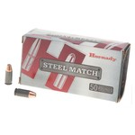Hornady HAP® Steel Match™ 9mm Luger 125-Grain Centerfire Handgun Ammunition