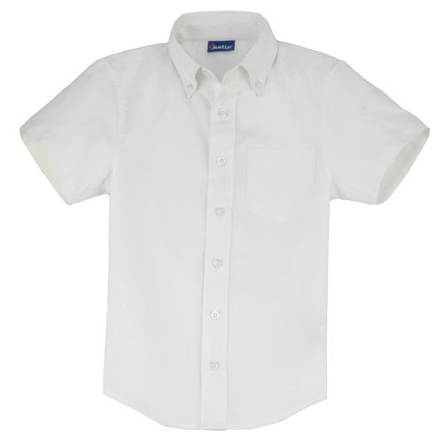 Austin Clothing Co.® Boys' Short Sleeve Woven Oxford Shirt