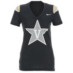 Nike Women's Vanderbilt University Football Replica T-shirt