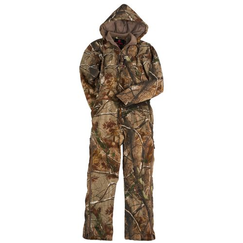 Game Winner® Women's CVC Duck Insulated Coverall