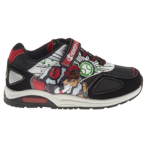 Ben 10 Boys' Power Strap Court Athletic Lifestyle Shoes