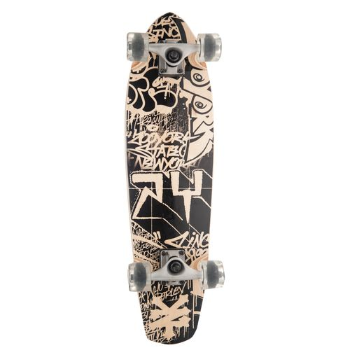 Zoo York Subway 29' Mini Cruiser Skateboard