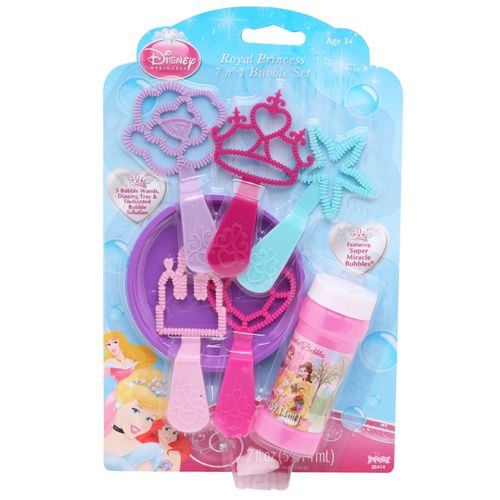 Imperial Disney 7-in-1 Bubble Set