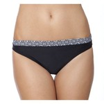 Magellan Outdoors Women's Tahitian Garden Banded Hipster Swim Bottom - view number 1