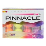 Pinnacle Bling Multicolor Golf Balls 12-Pack