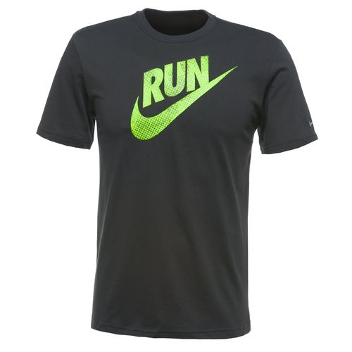 Nike Men's Run Swoosh Graphic T-shirt
