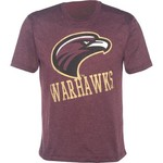 Colosseum Athletics Men's University of Louisiana at Monroe Ace Crew Neck T-shirt
