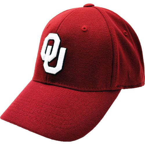 Top of the World Adults' Homecoming One-Fit Oklahoma University Baseball Cap