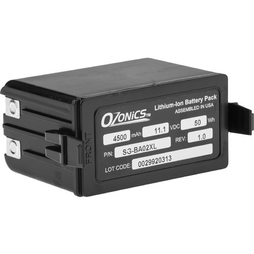 Ozonics Extended Life Lithium-ion Battery