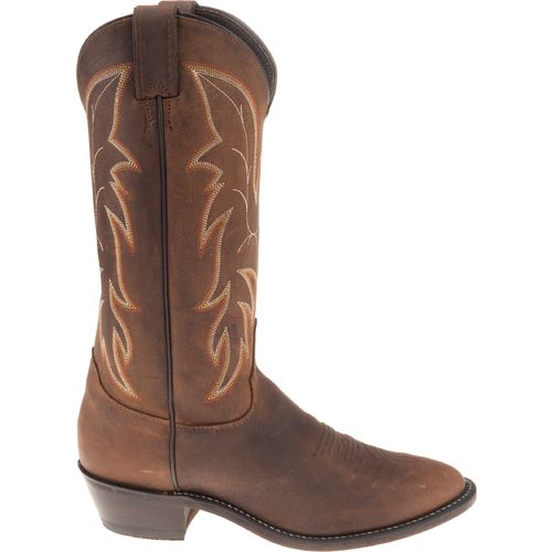 Display product reviews for Justin Men's Bay Apache Western Boots