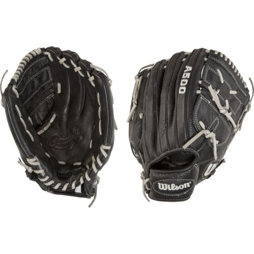 "Wilson Youth A500 GameSoft 12"" Baseball Glove"